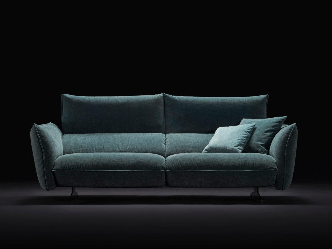 Composizione divano moderno Falmer