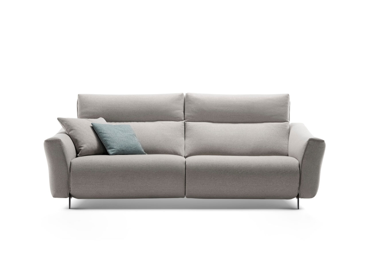 Composizione divano moderno Santiago