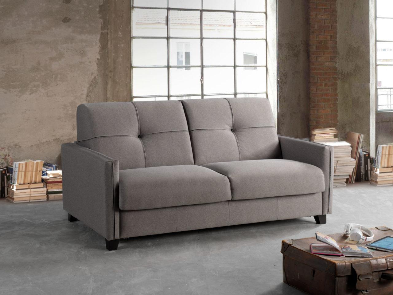 Composizione divano letto Glamour