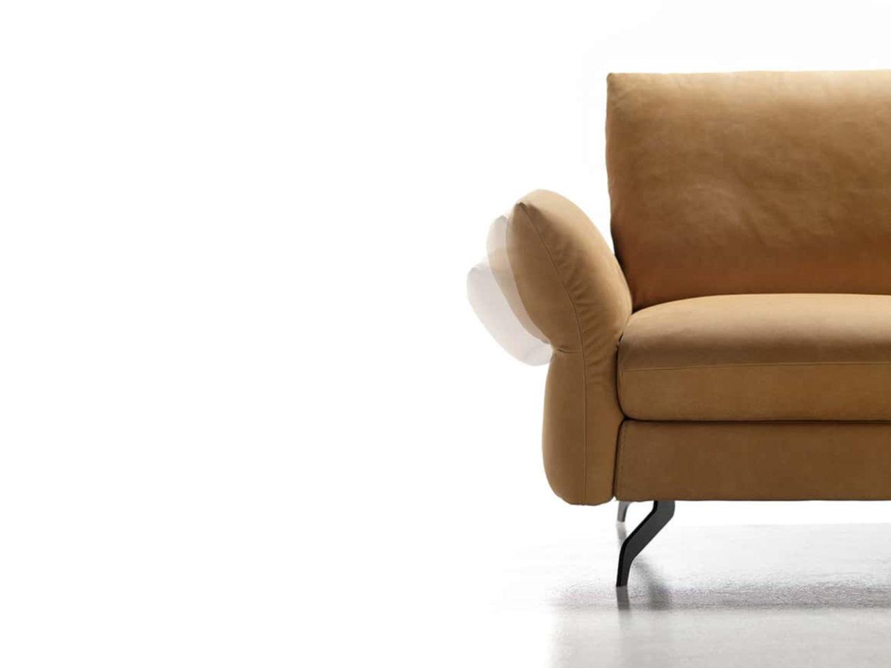 Particolare divano moderno Wembley Top