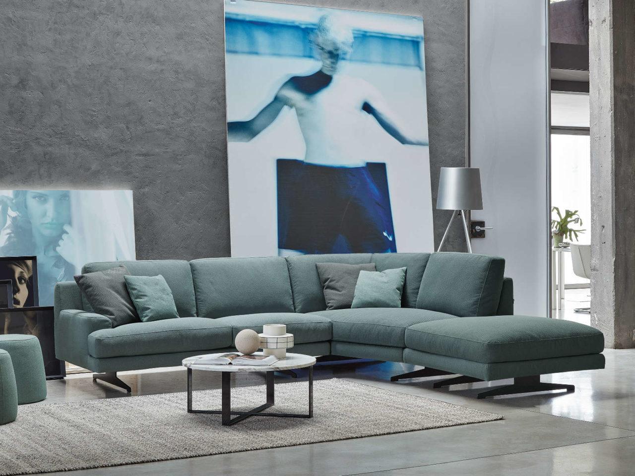 Composizione divano moderno Wonder Top