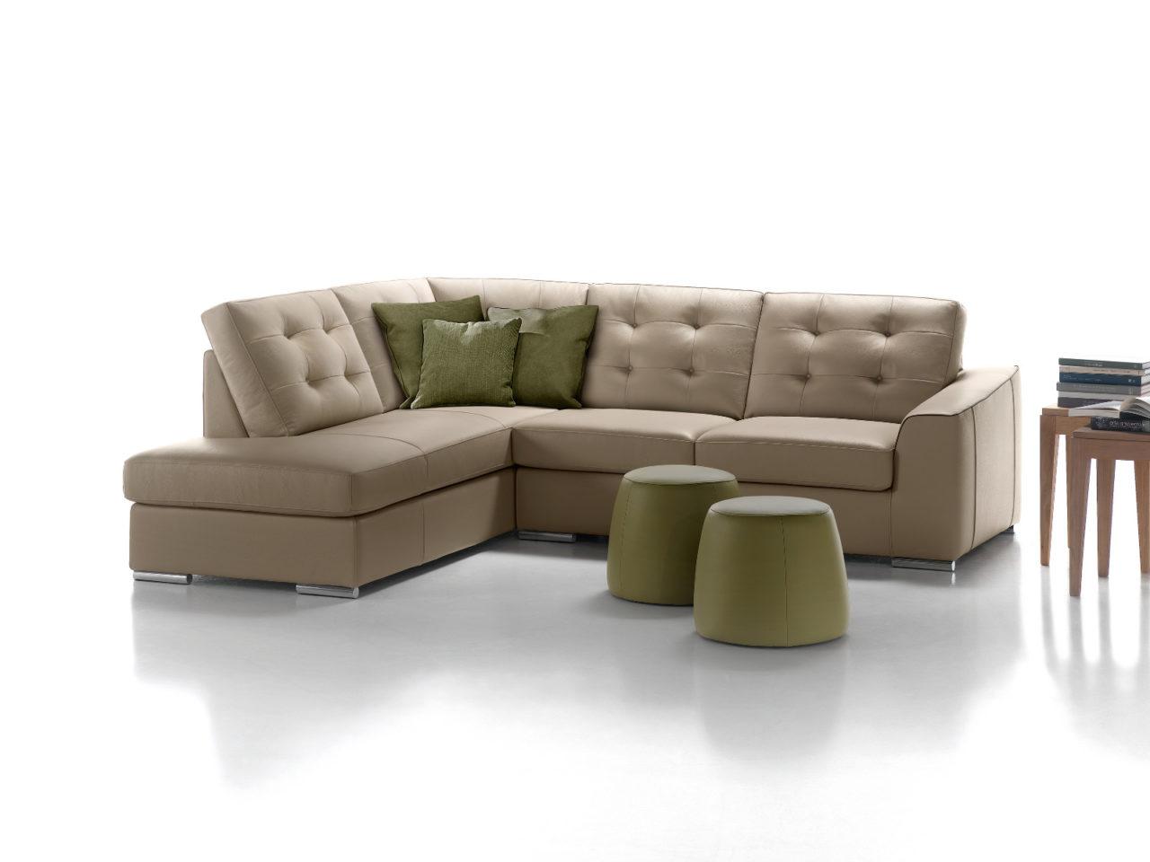 Composizione divano classico Plaza Loft